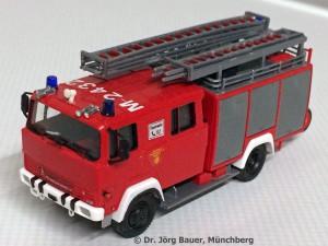 60.02.9 Modell des LF M-2432, Modell Jörg Bauer